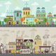 Green City Infographic - GraphicRiver Item for Sale