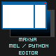 Maxya - MEL Script Editor for Autodesk Maya