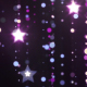 Christmas Sparkling Particles Star New Year - VideoHive Item for Sale