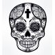 Day of the Dead Sugar Skull - GraphicRiver Item for Sale