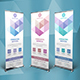 Multiuse Banners - Roll-up - GraphicRiver Item for Sale