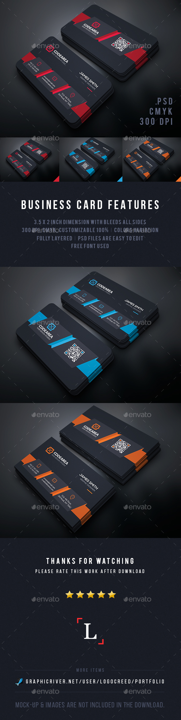 Design Business Card - Business Cards Print Templates