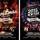 Christmas and New Year Flyer Bundle - GraphicRiver Item for Sale