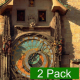 Ancient Astronomical Clock (2 Pack) - VideoHive Item for Sale