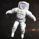Your Logo on the Astronaut - VideoHive Item for Sale