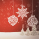 Christmas Background Red - VideoHive Item for Sale
