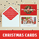 11 Christmas Greetings Cards - GraphicRiver Item for Sale