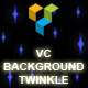 VC Row Background Twinkle