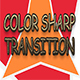 Color Sharp Transition - VideoHive Item for Sale