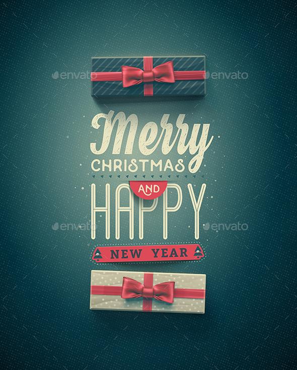 Happy Holidays - Christmas Seasons/Holidays