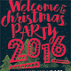Christmas Party Poster/Flyer - GraphicRiver Item for Sale