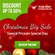 Christmas Sale Ads Banner - GraphicRiver Item for Sale