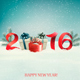 Happy New Year 2016 New Year Design Template - GraphicRiver Item for Sale