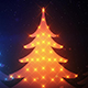Christmas Lights Tree Motions Pack - VideoHive Item for Sale