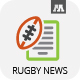 Rugby News Logo - GraphicRiver Item for Sale