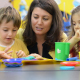 Kids Playing at Kindergarten - VideoHive Item for Sale