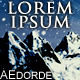 Cinematic Opener - Lorem Ipsum - VideoHive Item for Sale