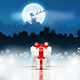 Christmas Santa Background - GraphicRiver Item for Sale