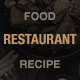 Restaurant Website Template — Responsive HTML5 - ThemeForest Item for Sale