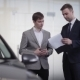 Sales Manager Convincing a Customer To Buy a Car - VideoHive Item for Sale