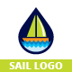 Sail Logo - GraphicRiver Item for Sale
