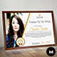 Employee Certificate - GraphicRiver Item for Sale