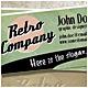 Retro - 50's style - GraphicRiver Item for Sale