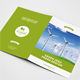 Green Environmental Bifold Brochure - GraphicRiver Item for Sale