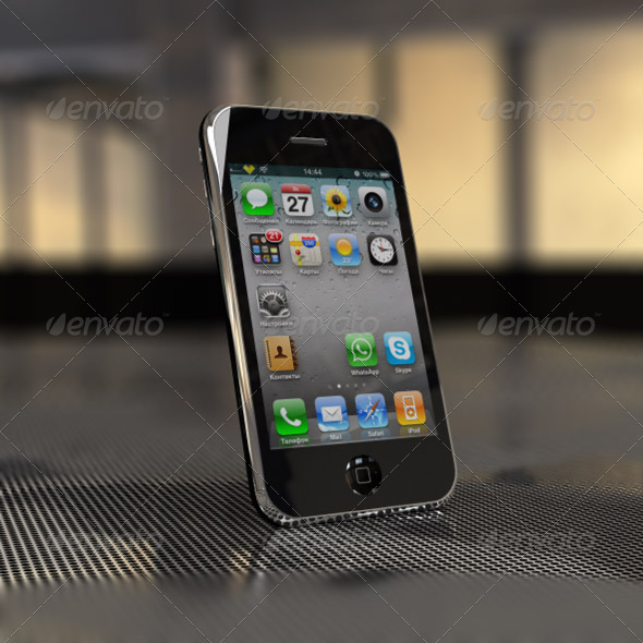 iPhone 3GS - 3DOcean Item for Sale