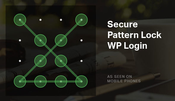 Secure Pattern Lock - WordPress Login Plugin - CodeCanyon Item for Sale