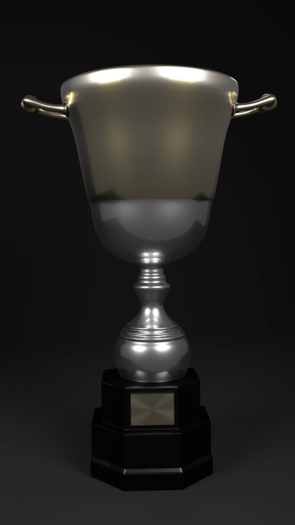 Trophy - 3DOcean Item for Sale