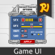 Machine Game UI Art Pack - GraphicRiver Item for Sale