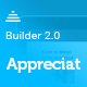 Appreciat - Modern Email Template + Builder 2.0 - ThemeForest Item for Sale