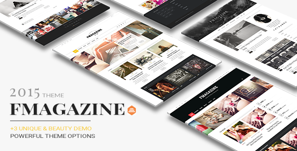 Image of F - Magazine Drupal Theme