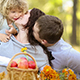 Family In Autumn - VideoHive Item for Sale