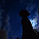 Night Clousd - Fairy Chimneys - VideoHive Item for Sale