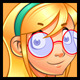 Geek Girl - GraphicRiver Item for Sale