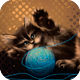 Drawing Kittens Playing - GraphicRiver Item for Sale