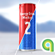 Energy Drink Can Mock-up vol.2 - GraphicRiver Item for Sale