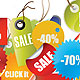 badges, tags, seals and banners ( vector ) - GraphicRiver Item for Sale
