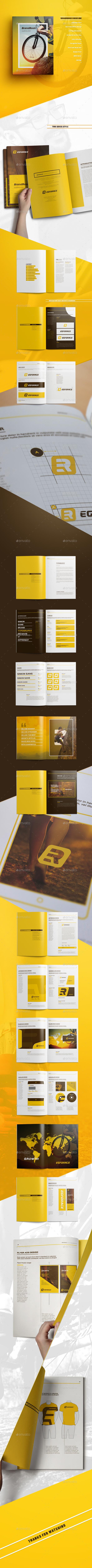 BrandBook - Corporate Brochures
