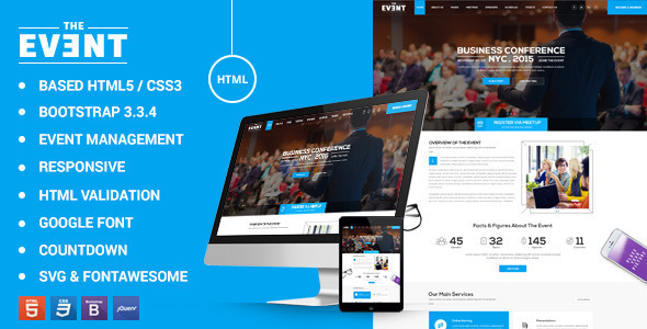 TheEvent – Conference Event Management