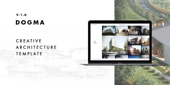 Dogma – Responsive Architecture Template