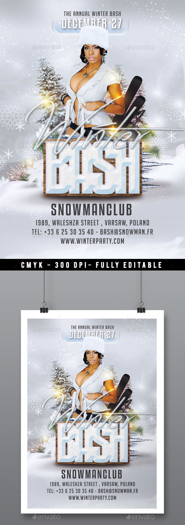 Winter Bash - Clubs & Parties Events