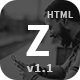ZurApp - Multiconcept App Showcase Template Nulled