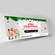 Christmas Facebook Banner - GraphicRiver Item for Sale