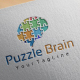 Puzzle brain - GraphicRiver Item for Sale
