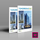 Architectural Magazine | Tomorrow 2016 - GraphicRiver Item for Sale