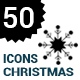 Vector snowflakes Icons - GraphicRiver Item for Sale