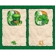 St. Patrick's Day Paper Background - GraphicRiver Item for Sale
